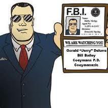 fbi is watching you names