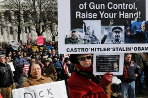 Hitler, Stalin, Mao, Obama, Cuomo:What's the Difference?