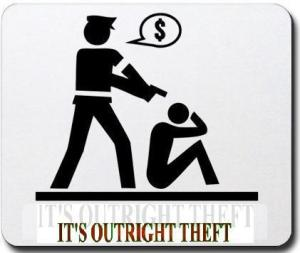 its outright theft legislation