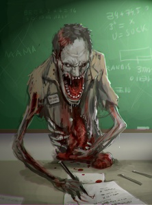 Undead - The Zombie Teacher
