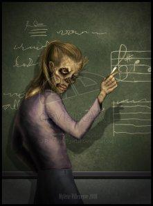 Zombie Teachers