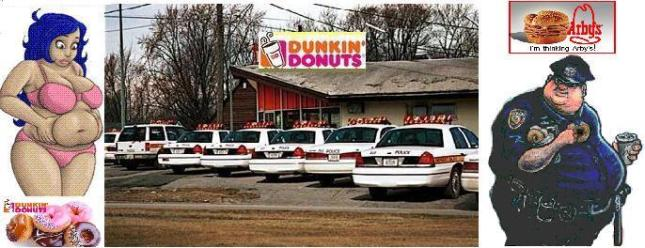 The New Coeymans Police Department New LookCoeymans Dunkin' Donuts DoDo Department