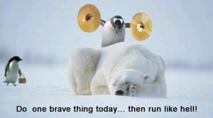 one brave thing
