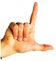 loser hand
