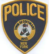 Coeymans Police Patch