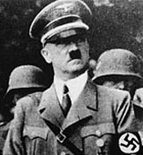 Hitler pushed for a one-party system, just like the News Herald and local Despairing Democrats are doing.