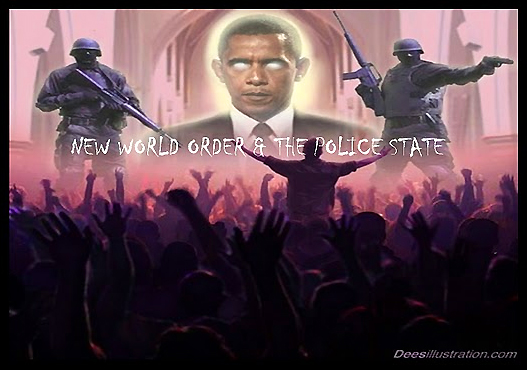 No Cuomo or Obama Police State for Our Community!