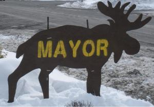 Ravena Welcomes Mayor Moose! A Great Way to Start a Winning Campaign