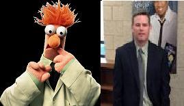"""Mr Beaker """"Weasel"""" McFerran"""