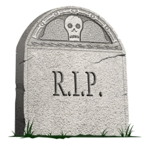 We asked for milestones and they gave us gravestones! The Editor