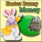 easter bunny money