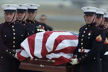 He Died So You Could Speak, Participate in Your Democracy! Don't Waste His Sacrifice! Don't Waste Your Freedoms!