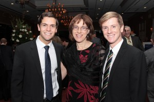 "Is This the Altrnative? Lord Help Us!The 'White Obama"" Sean Eldridge with his hubby Chris Hughes and New York state Senator Cecilia Tkaczyk The [Disgusted] Editor,/big>"